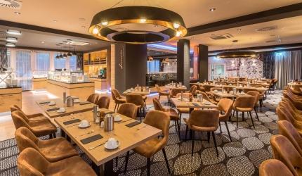 Holiday Inn München Unterhaching Restaurant