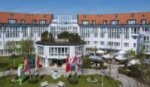 Holiday Inn Muenchen Unterhaching Außenansicht